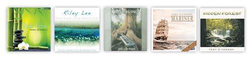 number of CDs from a variety of music styles are available ...